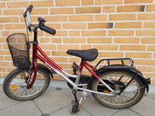 "16"" Winther pigecykel"