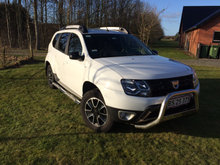 Dacia Duster Black Shadow EDC