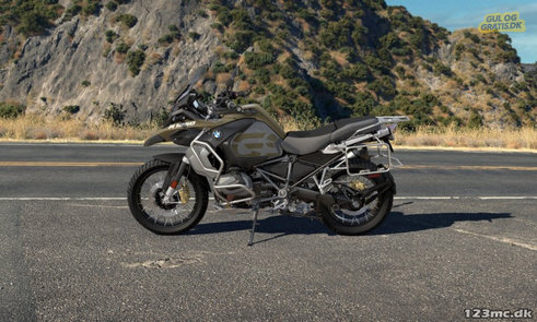 BMW R 1250 GS Adventure, billede 1