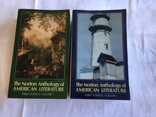 The Norton Anthology of American Lit,