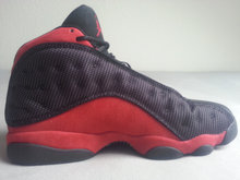 Nike Air Jordan 13 Retro ''Black-Red''