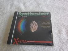 CD:  Synthesizer collection – Vol. 2