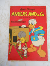 Anders And & Co nr. 43 1966