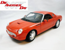 007 Die Another Day - Movie car  2002 Fo