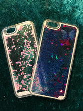iPhone 6/6s glimmer/plast cover