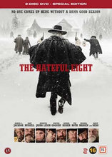 WESTERN ; The hateful eight af Tarantino