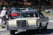 Lincoln Continental MARK III 1969