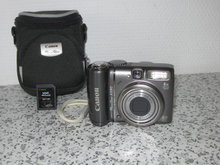 Canon power shot A590IS