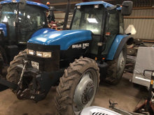 New Holland 8160 DL 4WD