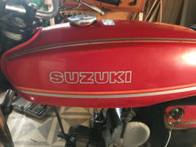 Suzuki k50 stumper, ladefund