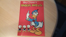 Anders And blad nr.1 Marts 1949.
