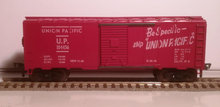 Fleischmann H0 Box car art. no 1429
