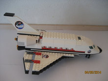 Lego City, Space Shuttle, 3367