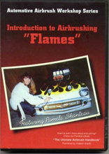 Introduction to Airbrushing Flames (DVD)