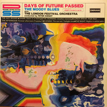 Moody Blues . Days Of Future Pass