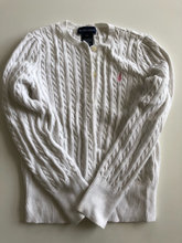Ralph Lauren strik cardigan
