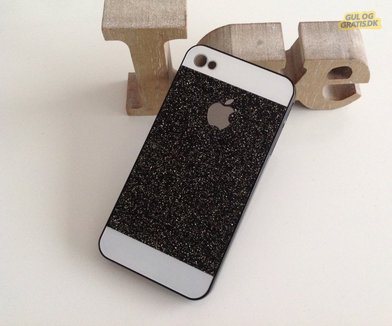 Glimmer cover iPhone 4 4s 5 5s SE 6 6s, billede 1