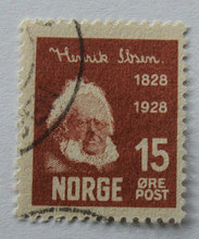 Norge - AFA 136 - Stemplet