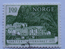 Norge - AFA 714 - Stemplet
