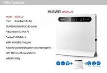 Router 4G LTE Huawei B593s-22