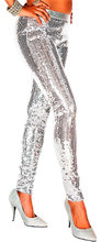 SEQUIN LEGGINS