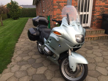 BMW R1100RT Middelfart