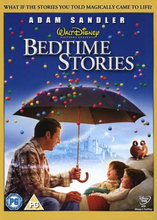 super familiefilm ; BEDTIME STORIES
