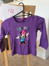 Minnie Mouse bluse str 122