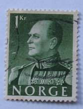 Norge - AFA 437 - Stemplet