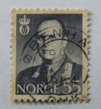 Norge - AFA 448 - Stemplet