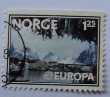 Norge - AFA 756Co - Stemplet