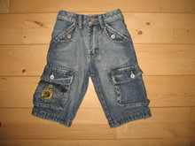 Shorts Str. 104 3-4år PARANOID DENIM