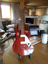 Egmond E2 solidbody 1960