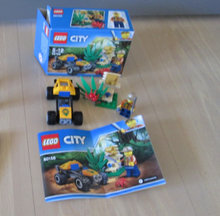 Lego 60156 City: Junglebuggy