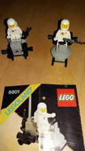 Lego 6801 space.