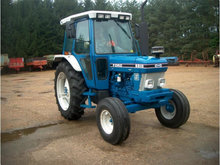 FORD 6610 DUAL POWER - BREMSEVENTIL