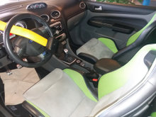 Ford focus 2,5 rs.  305hk