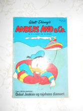 Anders And & Co nr. 32+34-35+37+39 1968