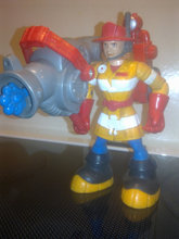 Rescue Heroes fra Fisher Price