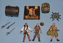 Pirater: Pirates of the Carribean 1