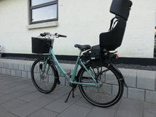 Winther 825 dame elcykel
