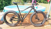 Carbon fatbike, ICAN SN-02