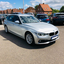 320d 2,0 Touring Executive aut.