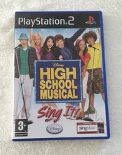 Singstar HIGH SCHOOL MUSICAL