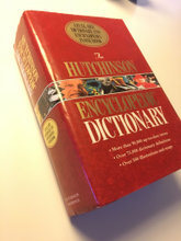 The Hutchinson Encyclopedic Dictionary
