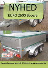 Camp-let EURO Trailer 2600 B Boogie
