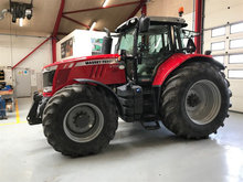 Massey Ferguson 7726 Dyna 6 Exclusive.