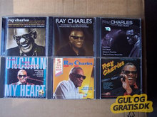 RAY CHARLES  CDer sælges stykvis