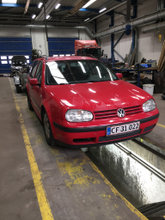 VW Golf IV 4 1.9 TDI