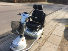 Invacare3hjuletscooter